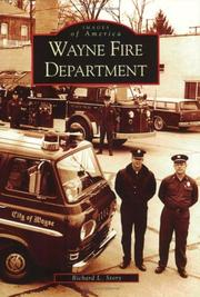 Wayne Fire Department PDF