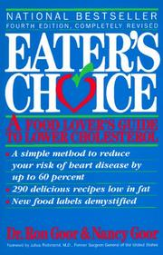 Eater's choice by Ron Goor