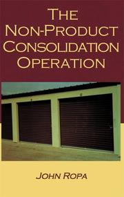The Non Product Consolidation Operation PDF