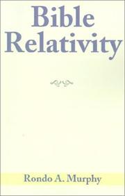 Bible Relativity PDF