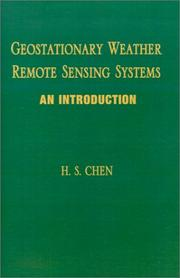 Geostationary Weather Remote Sensing Systems PDF