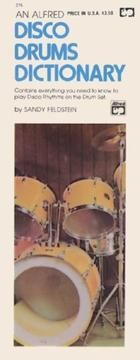 Alfred's Disco Drums Handy Guide PDF
