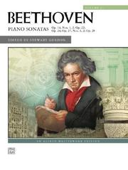 Beethoven, Piano Sonatas