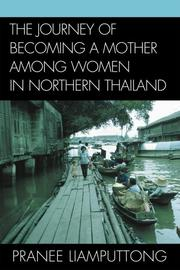 The Journey of Becoming a Mother Among Women in Northern Thailand PDF