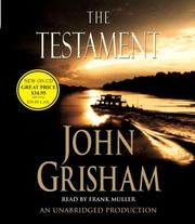 Testament by John Grisham