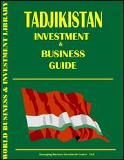 Tanzania Investment & Business Guide PDF