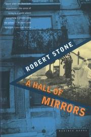 A hall of mirrors by Stone, Robert