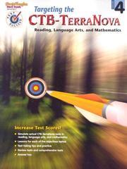Targeting the Ctb/Terranova, Gr 4 (Targeting the Ctb-Terranova) PDF