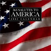 365 Salutes to America 2002 Day-To-Day Calendar