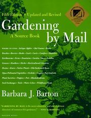 Gardening by mail PDF