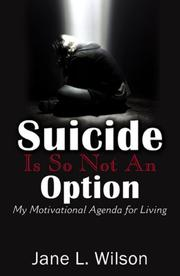Suicide Is So Not An Option PDF