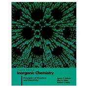 Inorganic chemistry by James E. Huheey