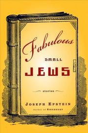 Fabulous small Jews PDF