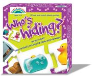 Who's Hiding? Sorting & Matching Photo Puzzle PDF