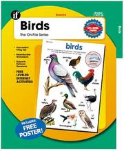The On-File Series Birds PDF