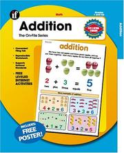 The On-File Series Addition PDF