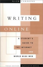 Writing Online PDF