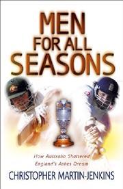 Men for All Seasons PDF