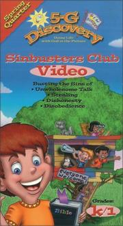 5-G Discovery Spring Quarter Sin Busters Video PDF