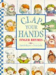 Clap Your Hands by Sarah Hayes