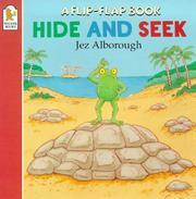 Hide and Seek (Flip-the-flap Books)