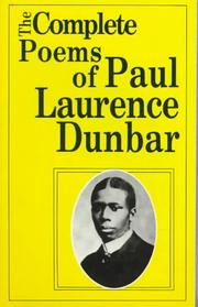 Poems by Paul Laurence Dunbar