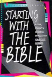 Starting with the Bible PDF