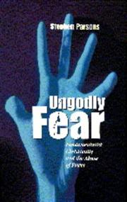 Ungodly Fear by Stephen Parsons