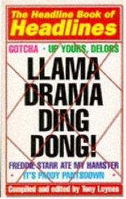 Cover of: Llama Drama Ding Dong by Tony Loynes