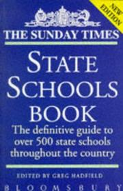 Sunday Times State Schools Book PDF