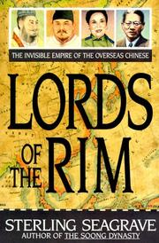 Lords of the Rim by Sterling Seagrave