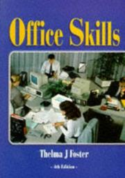 Office Skills by Thelma J. Foster