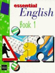 Essential English by Louis Fidge