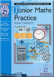 Junior Maths Practice (Blueprints) PDF