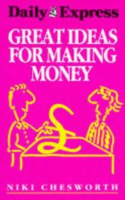 Great Ideas for Making Money (Daily Express Guides) PDF