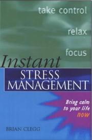Instant Stress Management PDF