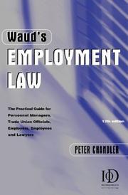 Waud's Employment Law PDF