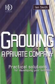 Growing a Private Company PDF