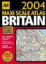 AA Maxi Scale Atlas PDF