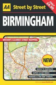 AA Street by Street Birmingham PDF