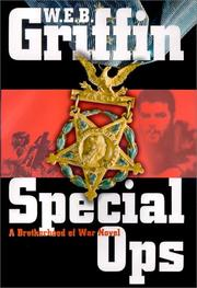 Special ops by William E. Butterworth (W.E.B.) Griffin