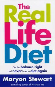 The Real Life Diet PDF