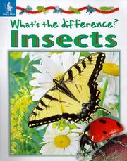 Insects (What's the Difference?) PDF