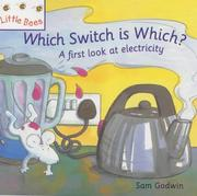 Which Switch Is Which? (Little Bees) PDF