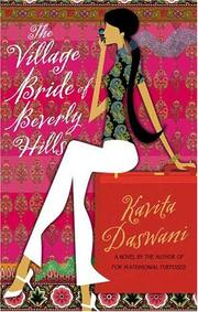 The village bride of Beverly Hills PDF