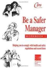 Be a safer worker