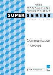 Communicating in Groups (Super) PDF