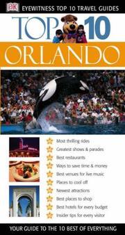 Orlando (Eyewitness Top Ten Travel Guides)