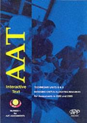 AAT Technician Level PDF