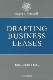 Drafting Business Leases (Drafting) PDF